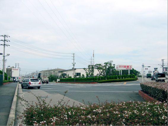 明石工場の風景